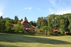 Le siège de l'association des apiculteurs Slovènes