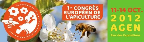 1er congr s europ en de l apiculture du 11 au 14 octobre for Salon apiculture