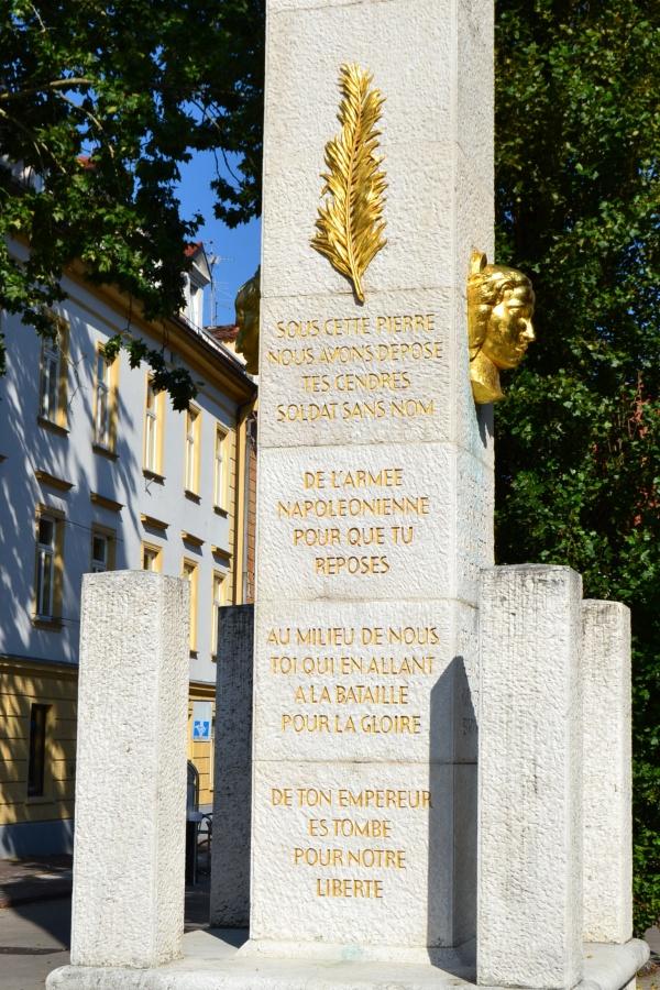 Monument au soldat inconnu des armées napoléoniennes