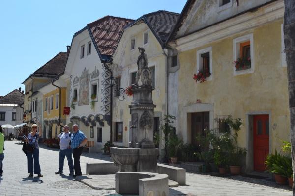 Place de Radovljica