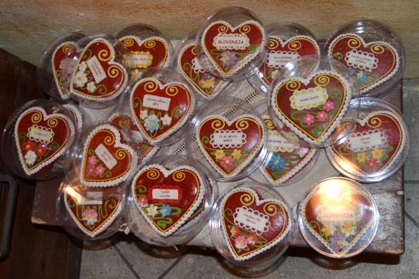 Pains d'épice décorés