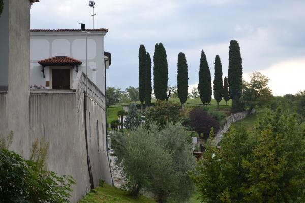 Le couvent de Kostanjevica