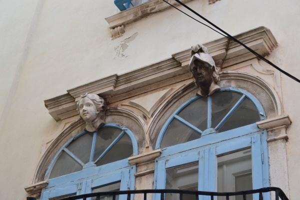 la maison de Roméo et Juliette.
