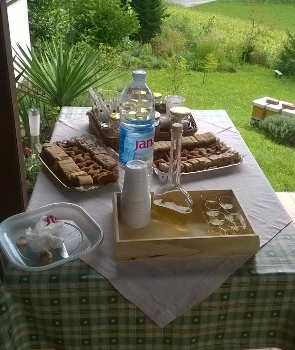 Les gâteaux de Mme Krnič