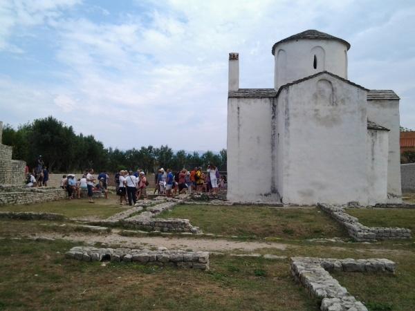 L'église Sainte Croix