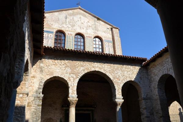 La basilique euphrasienne